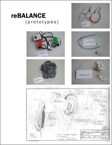 reBalance Prototypes